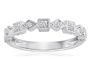 Wedding Rings - By Imagine Bridal - Style #: 72906D-1-3