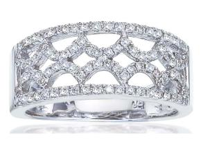 Wedding Rings - By Imagine Bridal - Style #: 72926D-1-2