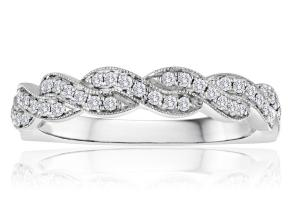 Wedding Rings - By Imagine Bridal - Style #: 73556D-1-3