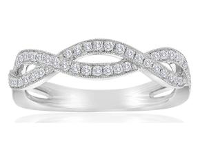 Wedding Rings - By Imagine Bridal - Style #: 73806D-1-2