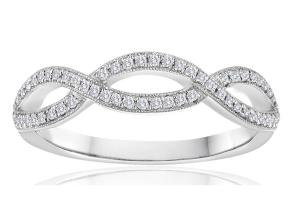 Wedding Rings - By Imagine Bridal - Style #: 74606D-1-5