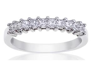 Wedding Rings - By Imagine Bridal - Style #: 75016D-1-2