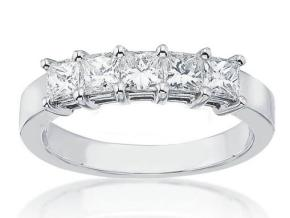 Wedding Rings - By Imagine Bridal - Style #: 75056D-1