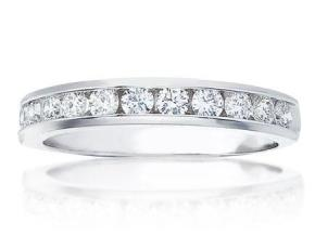 Wedding Rings - By Imagine Bridal - Style #: 76210D-1-2