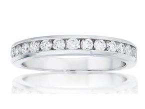 Wedding Rings - By Imagine Bridal - Style #: 76215D-1-4