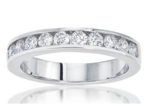 Wedding Rings - By Imagine Bridal - Style #: 77211D-1-2
