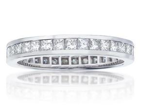 Wedding Rings - By Imagine Bridal - Style #: 85106D-1