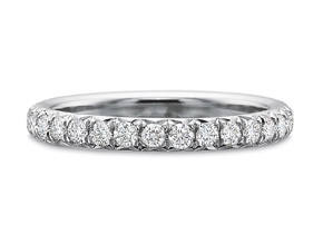 Wedding Rings from the New Aire - By Precision Set - Style #: 980