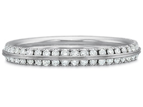 Wedding Rings from the New Aire - By Precision Set - Style #: 992