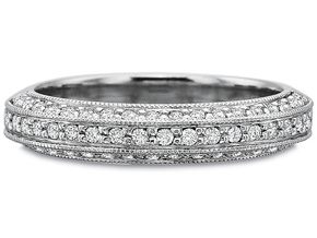 Wedding Rings from the New Aire - By Precision Set - Style #: 1063