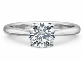 Engagement Rings from the New Aire - By Precision Set - Style #: 2002