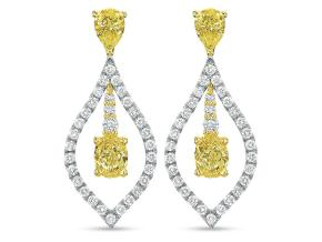 Earrings from the Fine Jewelry - By Precision Set - Style #: 2619