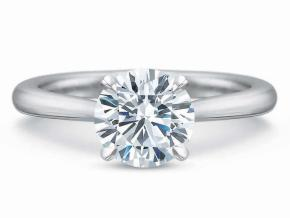 Engagement Rings from the New Aire - By Precision Set - Style #: 2920