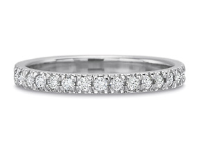Wedding Rings from the New Aire - By Precision Set - Style #: 6291