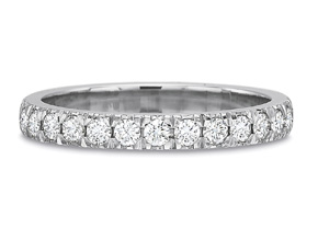 Wedding Rings from the New Aire - By Precision Set - Style #: 6292