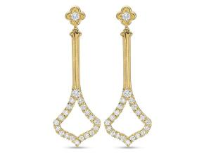 Earrings from the Fine Jewelry - By Precision Set - Style #: 6786