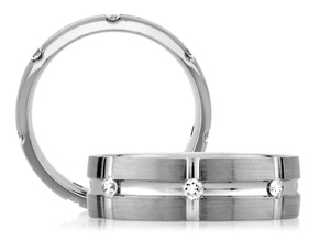 Mens Bands - By A.JAFFE - Style #: BB0106-37