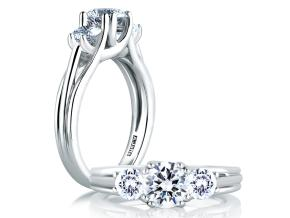 Engagement Rings - By A.JAFFE - Style #: ME1279-300