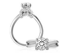 Engagement Rings - By A.JAFFE - Style #: ME1641-122